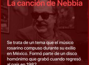 """""""Llegamos de los barcos"""": la canción de Litto Nebbia que Alberto Fernández confundió con una cita de Octavio Paz"""