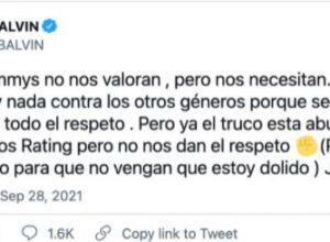 """Residente destrozó a J Balvin por buscar boicotear los 'Latin Grammy': """"Tu música es como un carrito de hot dog"""""""